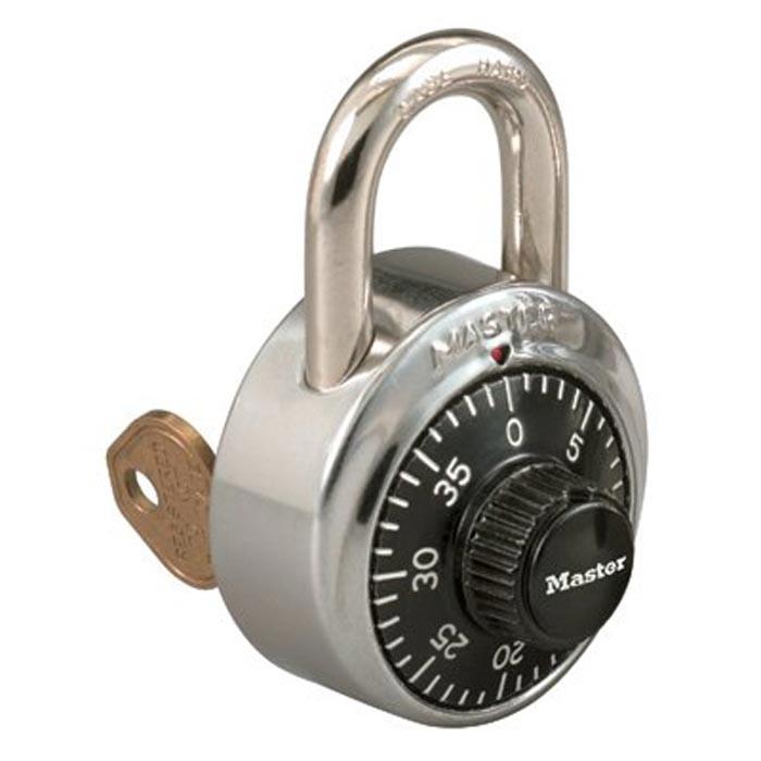 No. 1525 General Security Combination Locker Lock Padlocks Master Padlock