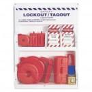 "E-Safe Electrical Plug Lockouts Plug Lockout F/110V Cord3/4""-2""X2""X 3-1/2"""